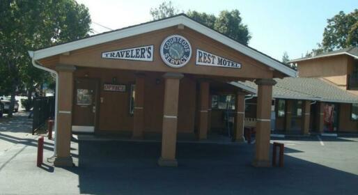 Traveler's Rest Motel San Jose California