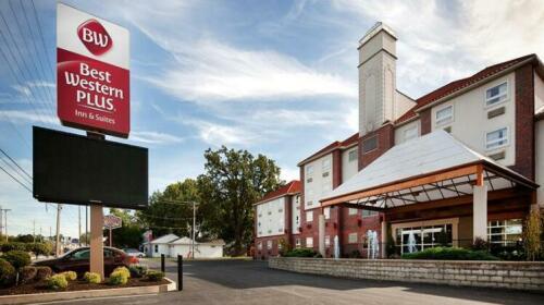 Best Western Plus Sandusky Hotel & Suites