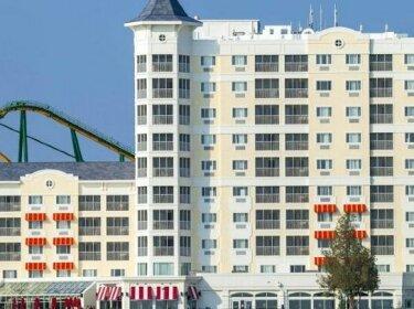 Cedar Point Hotel Breakers