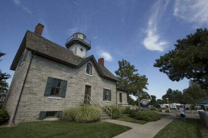 Cedar Point's Lighthouse Point