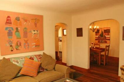 Palace Ave Casita One-bedroom Holiday Home