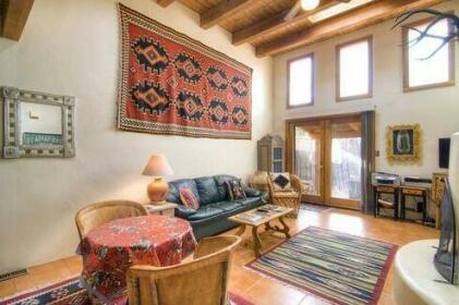 Southwest at the Railyard Two-bedroom Condo