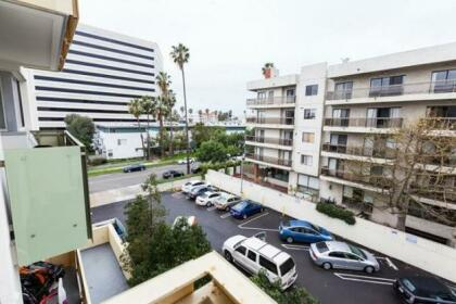 Furnished Suites in Downtown Santa Monica