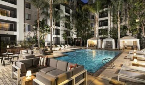 Santa Monica Corporate Center Suite Apart-Hotel