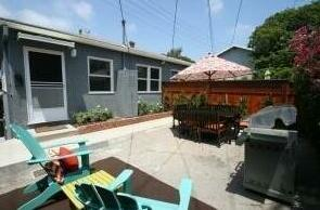 Santa Monica Mid Century 1 Br Cottage Mod 42171