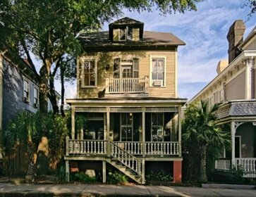 3 Bedroom Victorian Stunner On Forsyth Park