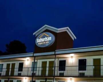 Suburban Extended Stay Hotel Selma