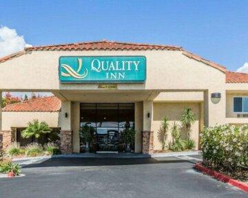 Quality Inn Near Long Beach Airport