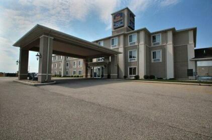Best Western Legacy Inn & Suites Beloit South Beloit