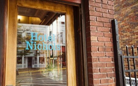 Historic Hotel Nichols