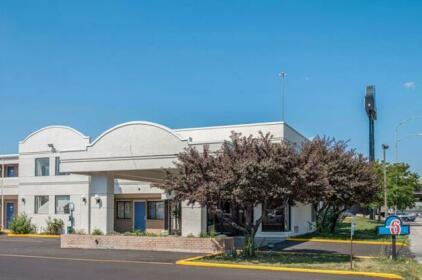 Motel 6 Salt Lake City - Central