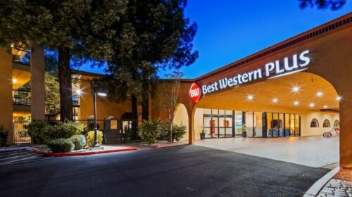 Best Western Plus Heritage Inn Stockton