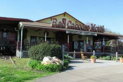 Red Caboose Motel & Restaurant