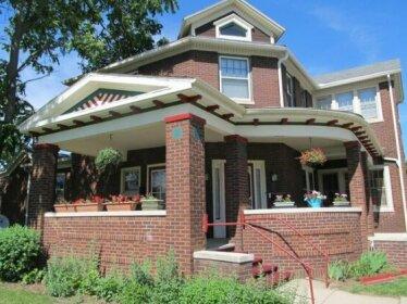 Streator's Baldwin House