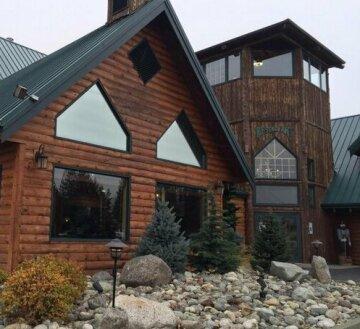 Sumas Mountain Lodge