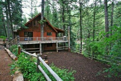 Conifer Creek 4 Bedrooms 2 Bathrooms Cabin