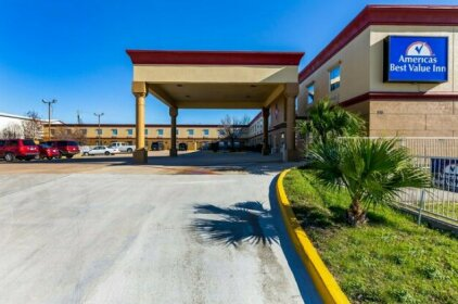 Americas Best Value Inn - Temple