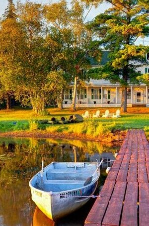 Historic Birch Lodge