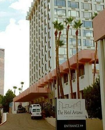 The Hotel Arizona