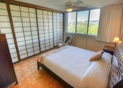 Haleakala Shores B-407 - 2 Bedrooms 4th Floor Ocean View Pool