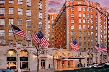 Marriott Vacation Club Pulse at The Mayflower Washington D C