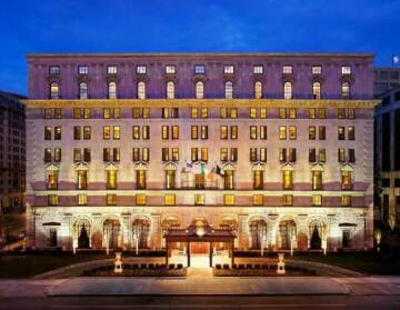 The St Regis Washington D C