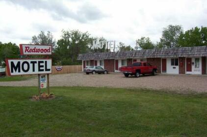 Redwood Motel Wasta