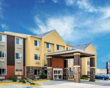 Comfort Inn & Suites Waterloo - Cedar Falls