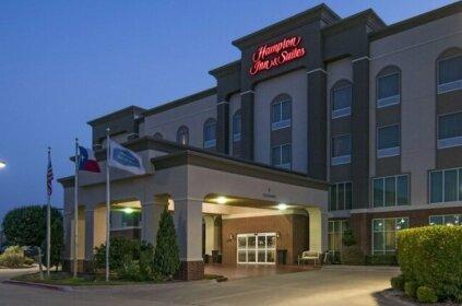 Hampton Inn and Suites Waxahachie Waxahachie