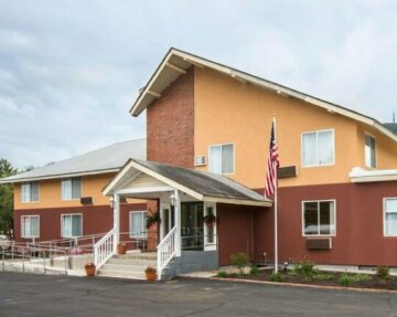Econo Lodge Lakes Region