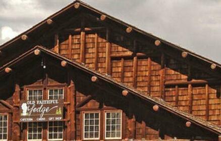 Old Faithful Lodge Cabin - Inside the Park