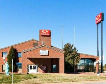 Econo Lodge near Wichita Falls Event Center