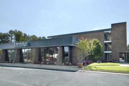 Travelodge Inn & Suites by Wyndham Historic Area