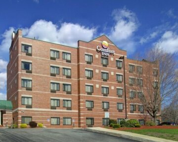 Comfort Inn Boston Woburn