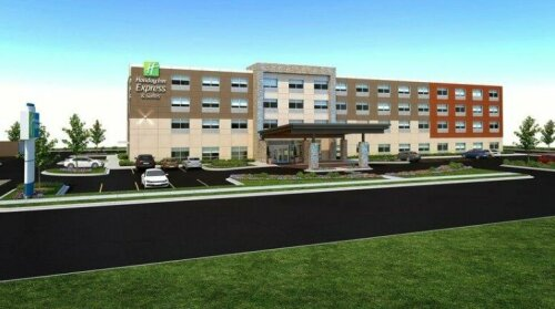 Holiday Inn Express & Suites - Yorkville