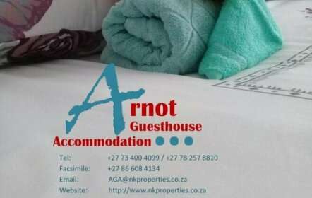 Arnot Guesthouse Accommodation